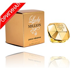 Миниатюра духов Paco Rabanne Lady Million, 5мл