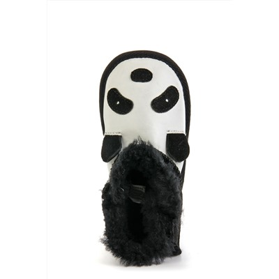Полусапоги EMU AUSTRALIA (B11051BLACK LITTLE WALKER PANDA)