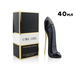 COOL GIRL BLACK, Edp, 40 ml