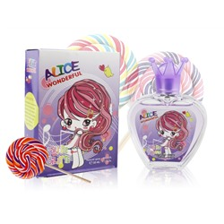 Детский парфюм ALICA WONDERFUL Tutti frutti , Edt, 50 ml