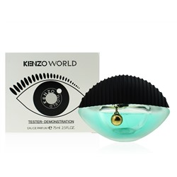 Тестер KENZO KENZO WORLD, Edp, 75 ml