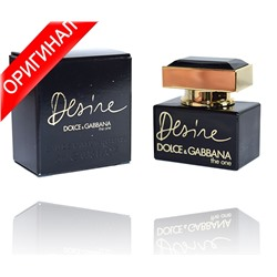Миниатюра духов D&G The One Desire, 5мл
