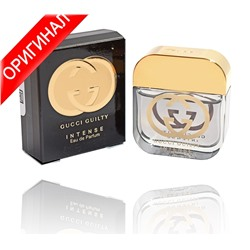 Миниатюра духов Gucci Guilty intense, Edp 5ml